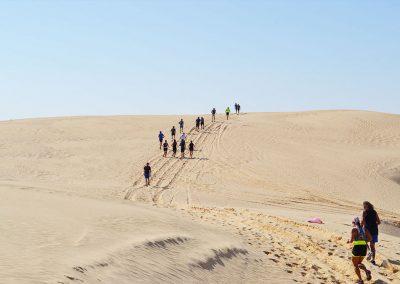 Au milieu du désert tunisien