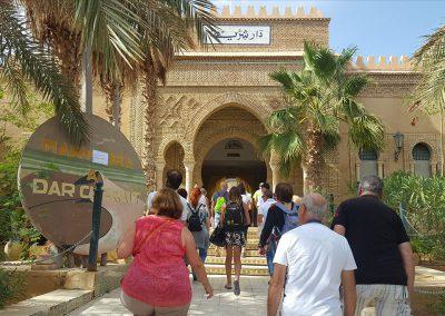 Visite du musée Dar Cherait