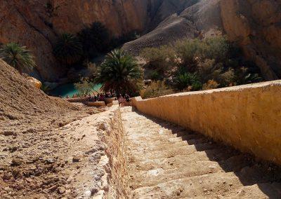 Trail et randonnée à Chebika